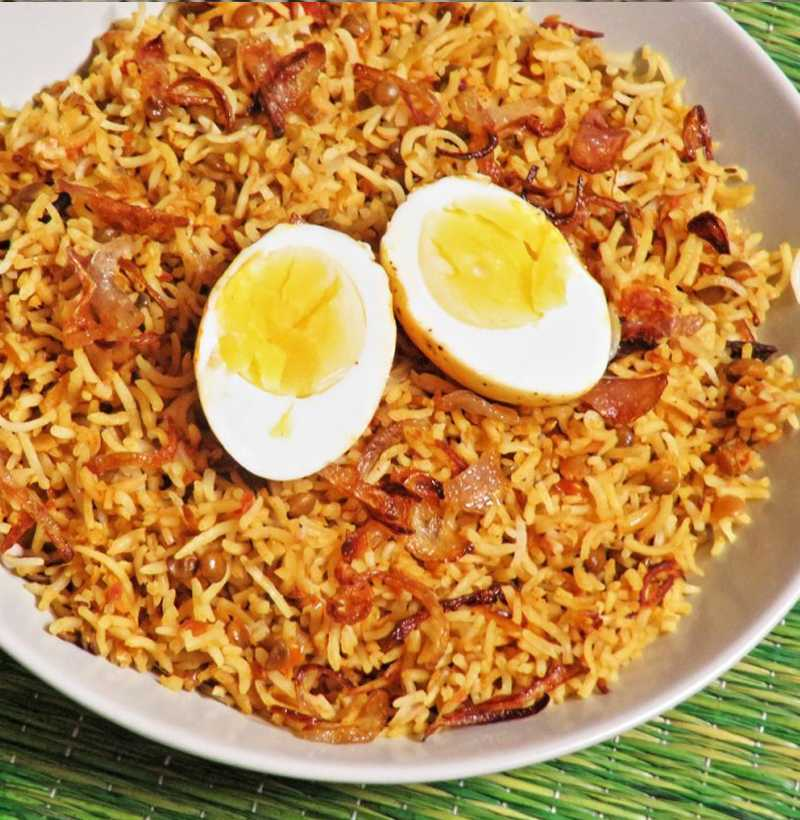 ULAVACHARU EGG BIRYANI(FAMILY )