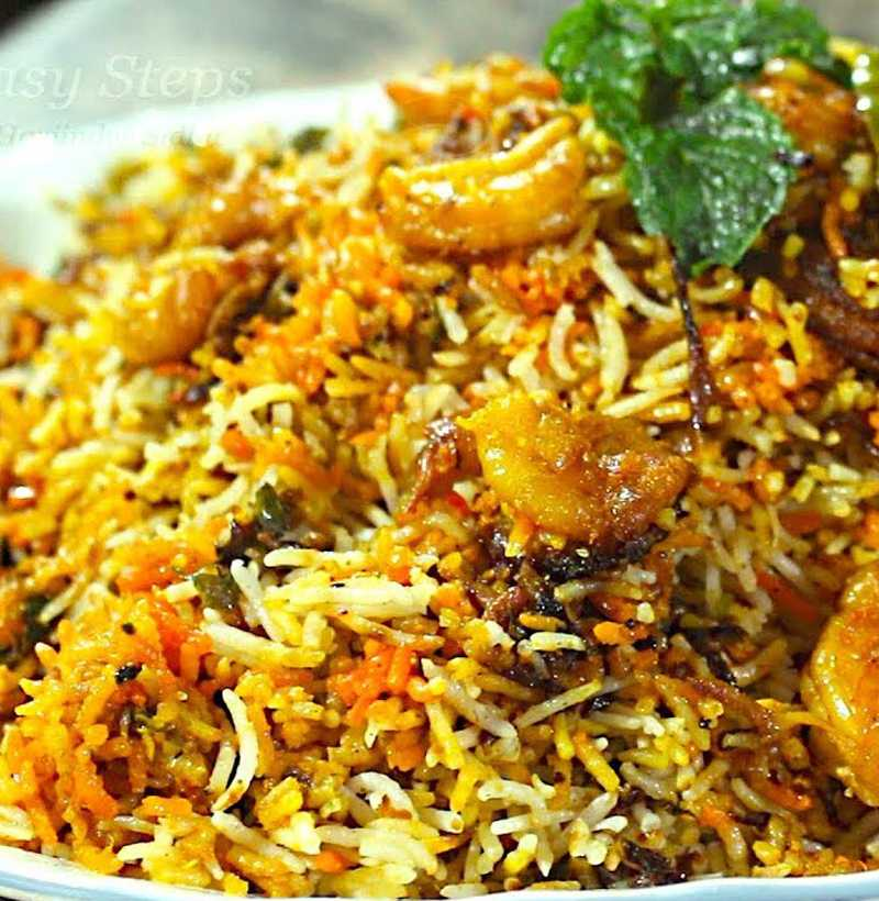 HYDERABAD SHRIMP DUM(FAMILY)