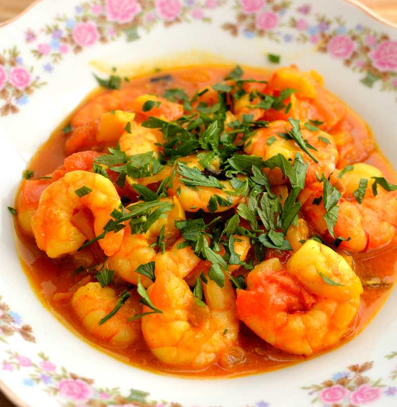 KAKINADA SHRIMP CURRY