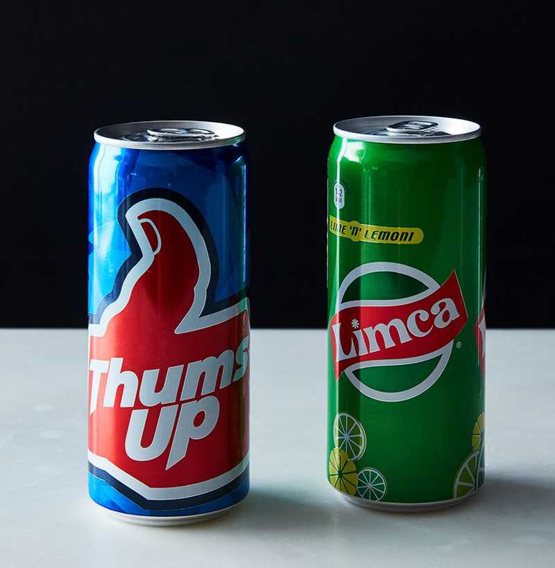 THUMPS UP/LIMCA